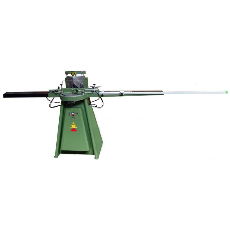 Masina de taiat cu ghilotina - electrica-hidraulica
